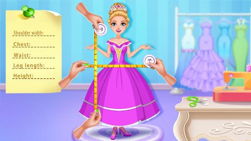 Code Triche Royal Tailor Shop - Boutique Prince & Princess APK MOD screenshots 5