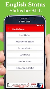 Best Status 2019 App Download For Android and iPhone 6