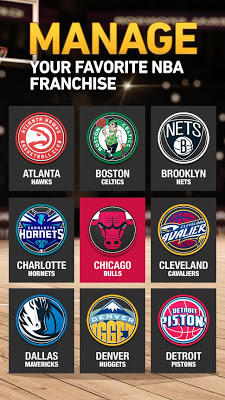 NBA General Manager 2016 v3.00.006 Apk – Android Games