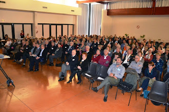 Photo: 9 -  Un public nombreux et attentif