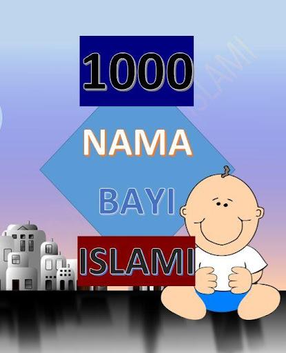 1000 Nama Bayi Islami