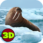 Sea Walrus Survival Simulator