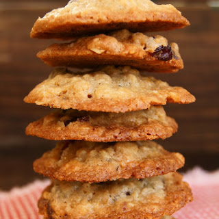 Cranberry Oat Chocolate Chip Cookies