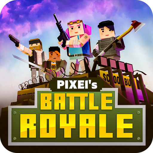 PIXEL'S UNKNOWN BATTLE GROUND APK Cracked Download