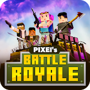 Game PIXEL'S UNKNOWN BATTLE GROUND APK for Windows Phone