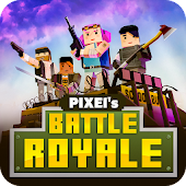 PIXEL'S UNKNOWN BATTLE GROUND Icon