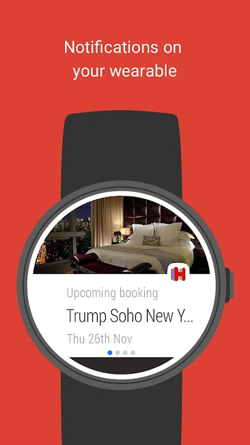 #3. Hotels.com – Hotel Reservation (Android)