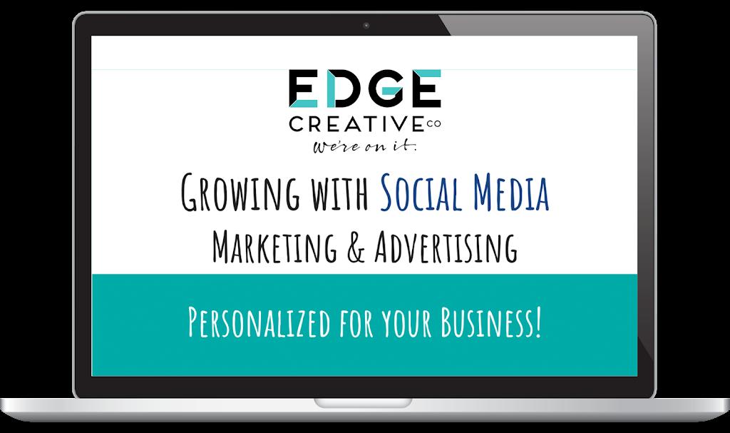 EDGE Creative   Social Media Marketing & Advertising Training