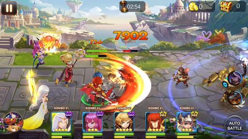 Seven Paladins SEA: 3D RPG x MOBA Game  screenshots 15