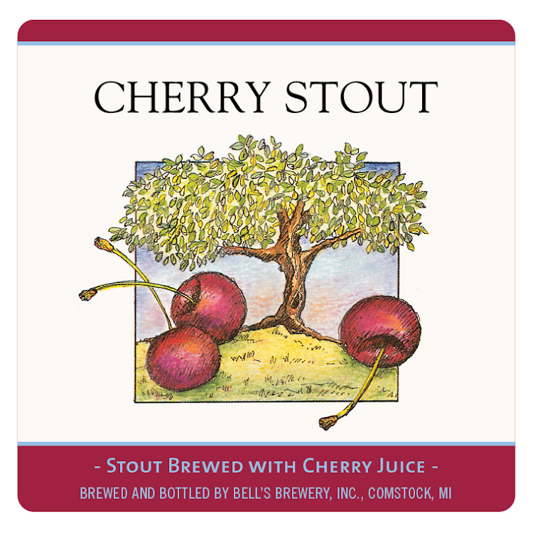 Logo of Bell's Cherry Stout
