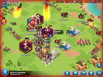 Rise of Kingdoms: Lost Crusade Capture d'écran