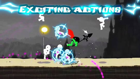 Stickman The Flash MOD APK 1.53.13 [God Mode] 1