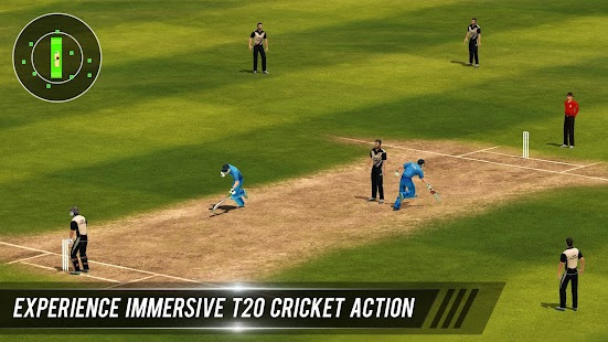 T20 Cricket Champions 3D- screenshot thumbnail