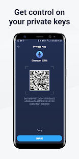 Atomic Wallet: Bitcoin Ethereum Tokens Ripple Tron Screenshot