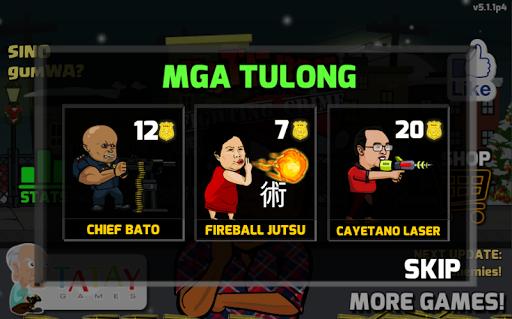 Code Triche Duterte Fighting Crime 2 APK MOD screenshots 5