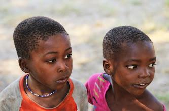Photo: Kinderen in de Caprivi