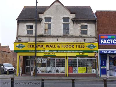 AlMurad Tiles On Market Place Tile Stockists In Thorne Doncaster - Al murad tiles