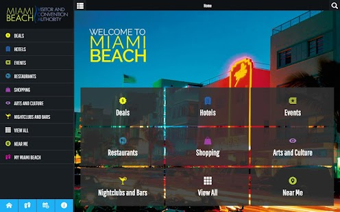Miami Beach Information- screenshot thumbnail