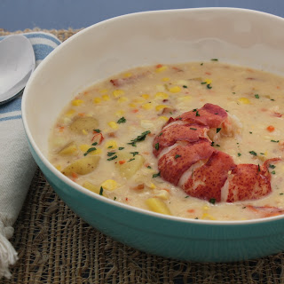 Lobster and Sweet Corn Chowder