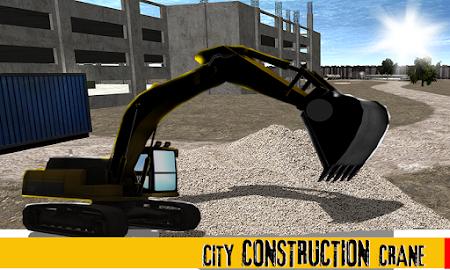 Sand Excavator Crane 1.1 screenshot 70025