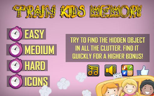 Hidden Object - Moms Children