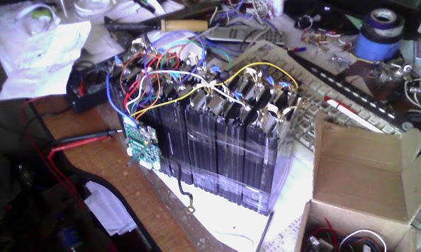 контроллер по схеме от LICCа.