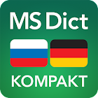 Dictionary German<>Russian TR icon