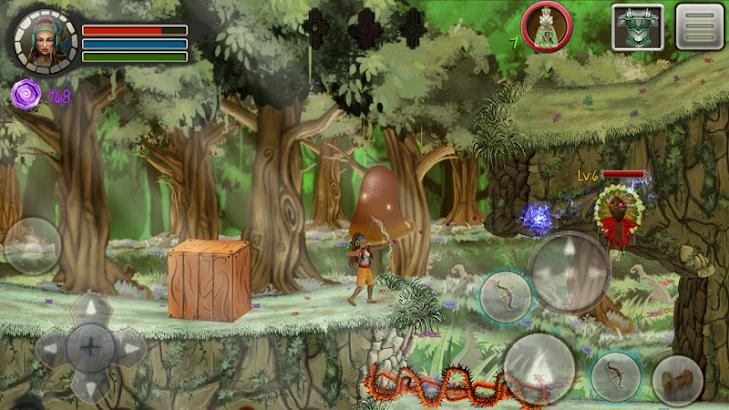 Ponami screenshot