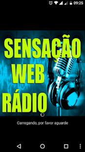 Sensação Web Rádio - náhled
