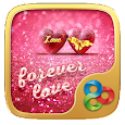 Forever Love Go Launcher Theme apk