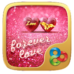 Forever Love Go Launcher Theme Icon