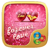 Forever Love Go Launcher Theme