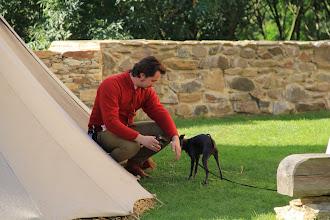 Photo: Zátiší se psem...