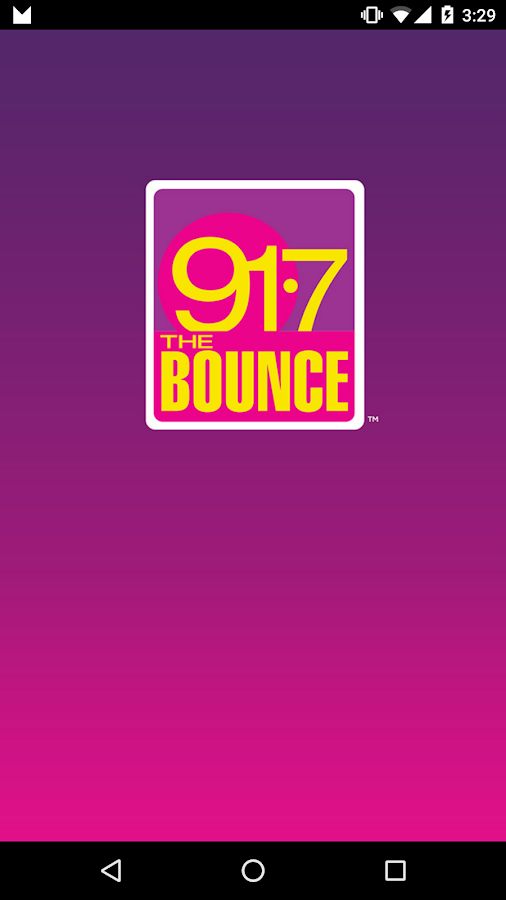 91.7 THE BOUNCE Edmonton- screenshot