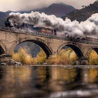 Il treno delle favole. di