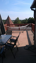 Photo: Roof Deck with hammock!