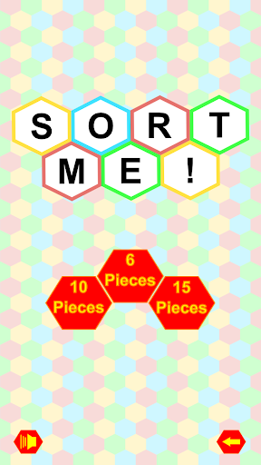 Sort Me The Game