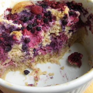 French Toast Souffle with Summer Berries Recipe