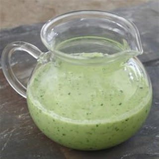 Cucumber Herb Vinaigrette
