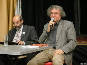 Photo: Miklósi László és Gyáni Gábor