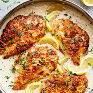 Lemon Chicken Francese Recipes.