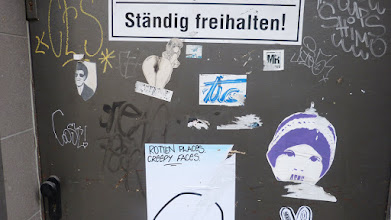 Photo: Sticker; ASS SOXX et al.