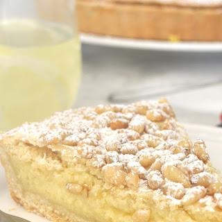 Italian Torta della Nonna, Grandma's Cake