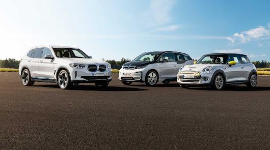 Automotor Costa y BMW Group España se consolida en la venta de coches eléctricos