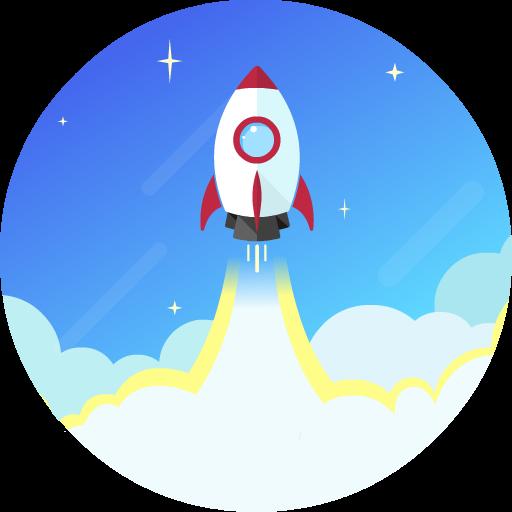 Rocket Cleaner (Boost, Clean, Backup, Manage)