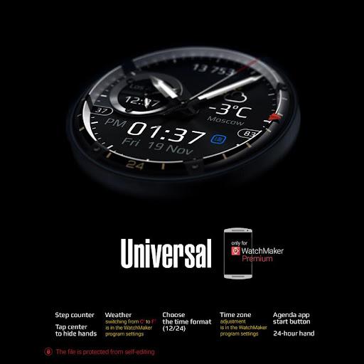 Universal v001R pr