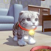 Cute kitten Cat Virtual Pet
