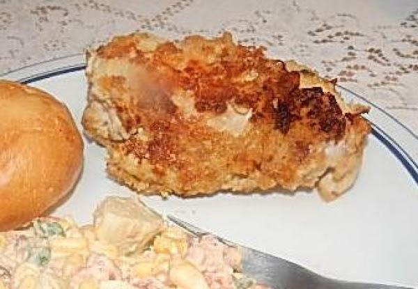 Macadamia-crusted Chicken Recipe