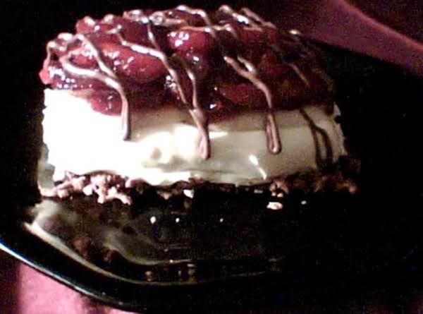 Cranberry Mango Cheesecake Bars