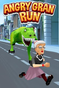 Angry Gran Run - Running Game - náhled